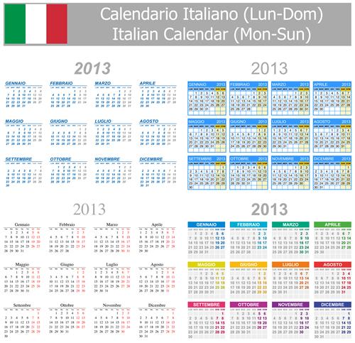 Calendar Grid 2013 101