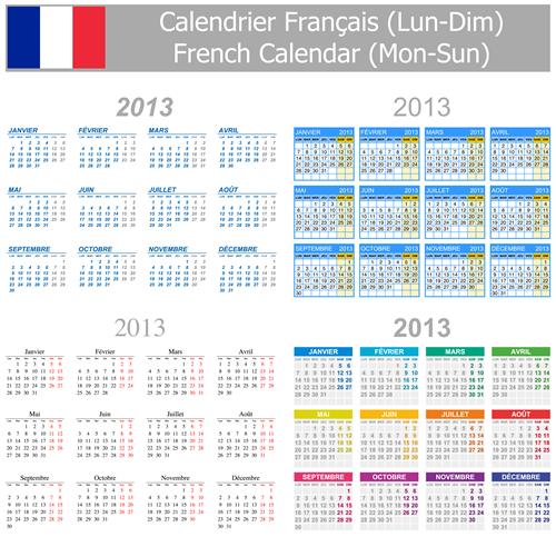 Calendar Grid 2013 106