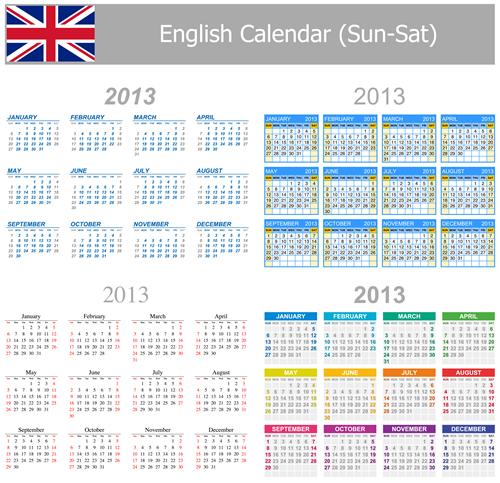 Calendar Grid 2013 107