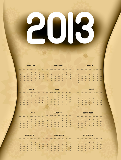 Calendar Grid 2013 113