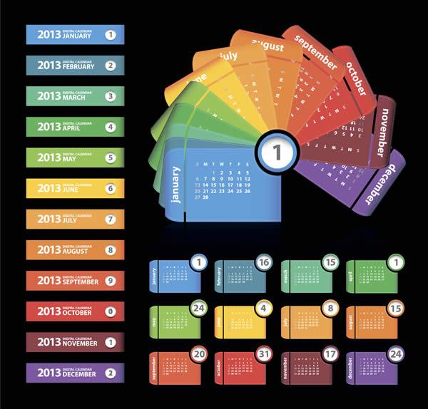 Calendar Grid 2013 13