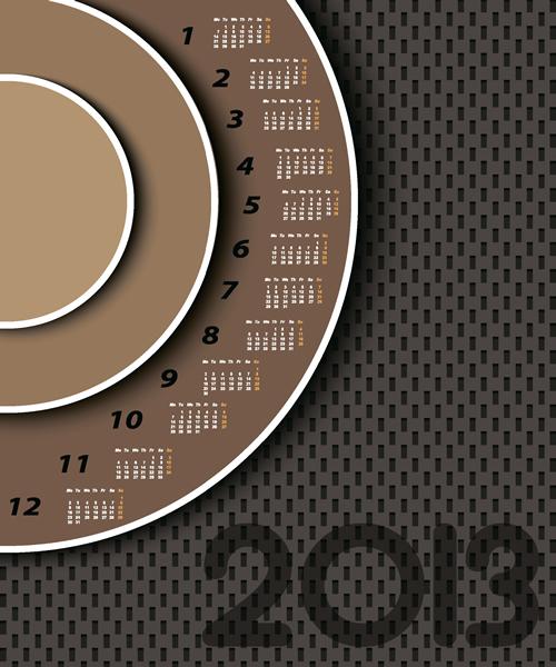 Calendar Grid 2013 30