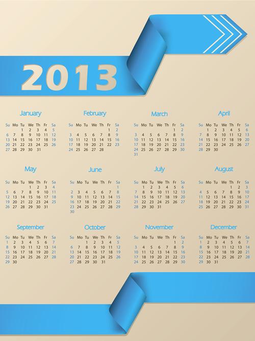 Calendar Grid 2013 40