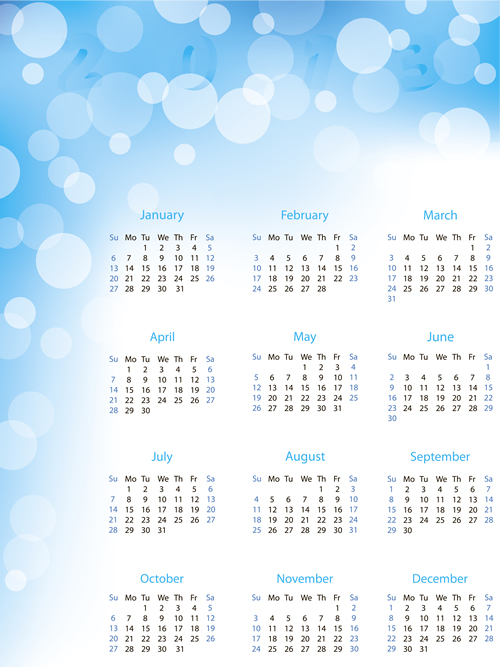 Calendar Grid 2013 42