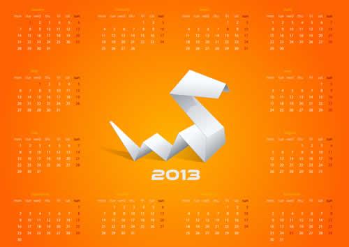 Calendar Grid 2013 43