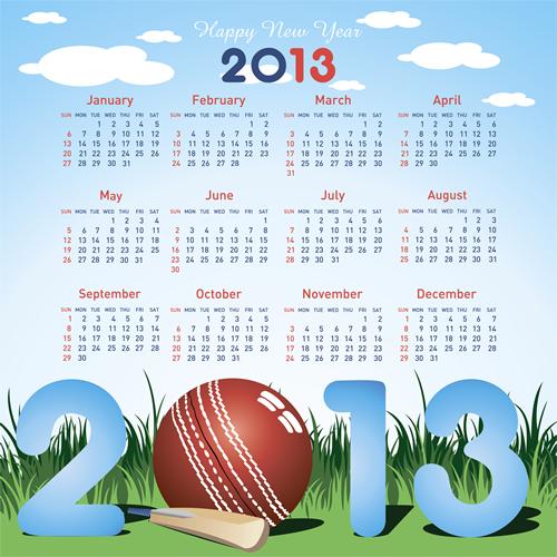 Calendar Grid 2013 47