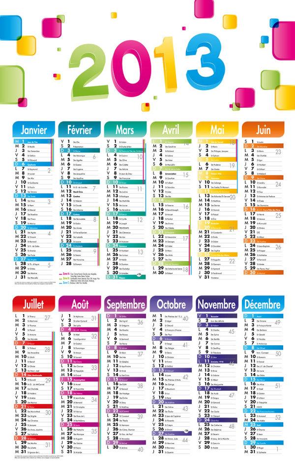 Calendar Grid 2013 63