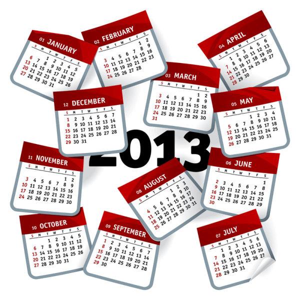 Calendar Grid 2013 64