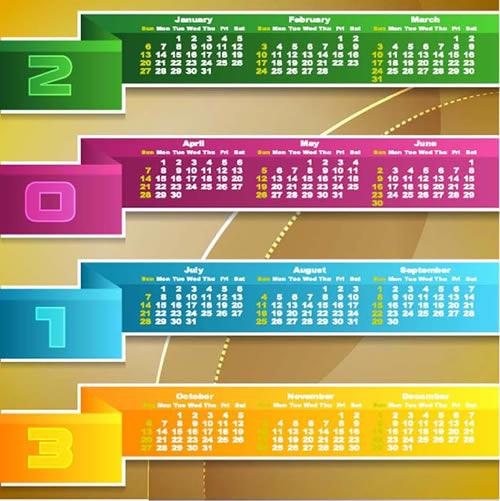 Calendar Grid 2013 67