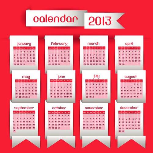 Calendar Grid 2013 68
