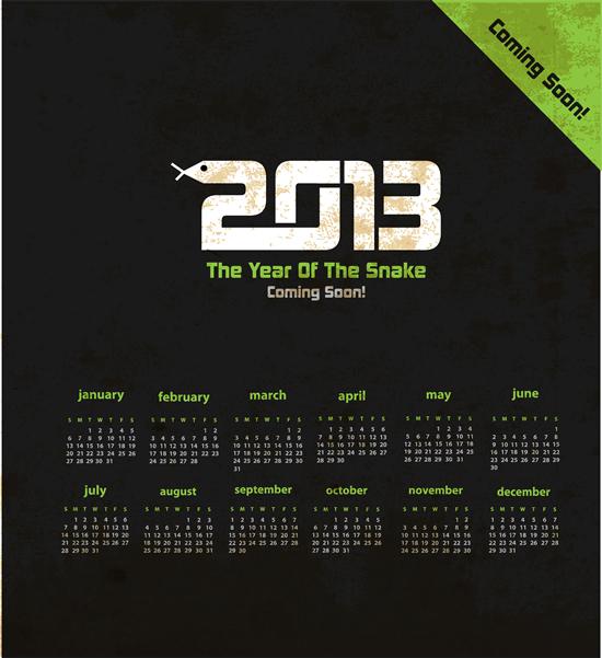 Calendar Grid 2013 80