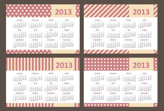 Calendar Grid 2013 81