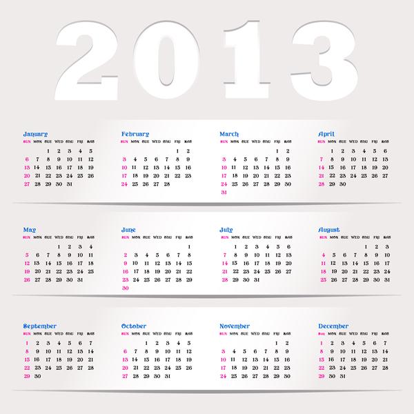 Calendar Grid 2013 83