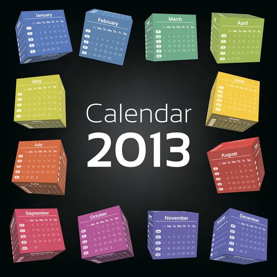 Calendar Grid 2013 86