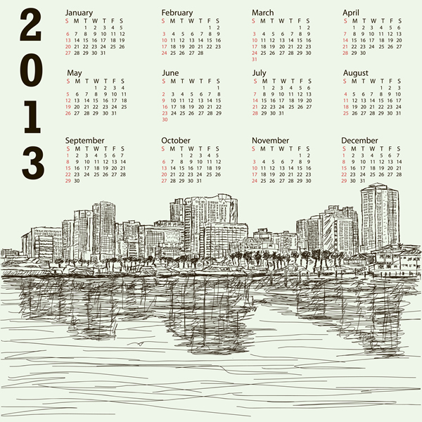 Calendar Grid 2013 89