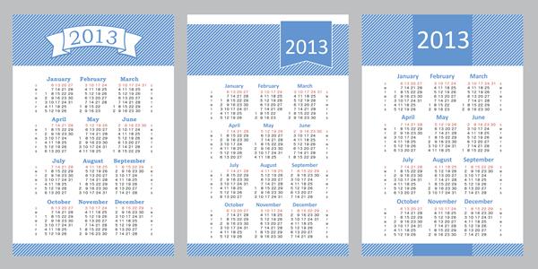Calendar Grid 2013 93