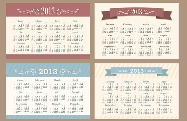 Calendar Grid 2013 95