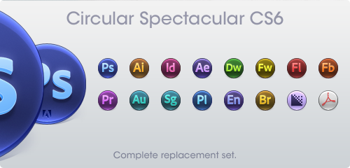 Circular Spectacular CS6