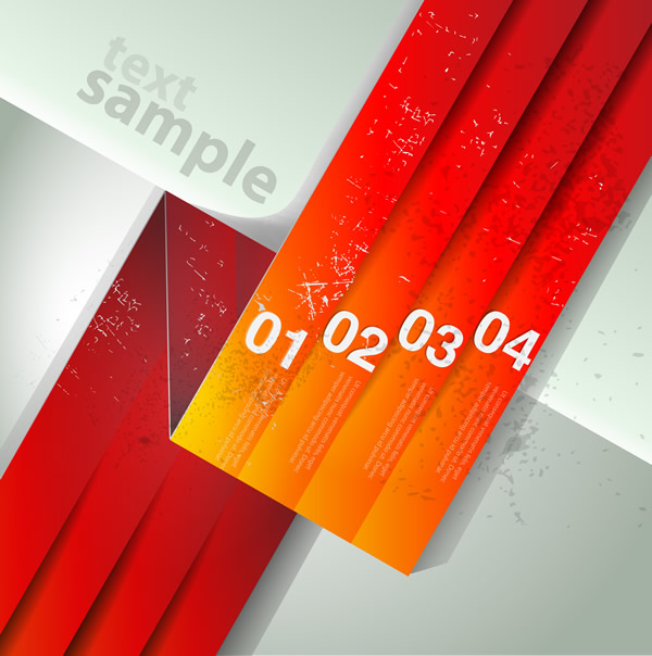 Creative Paper Card Templates 10