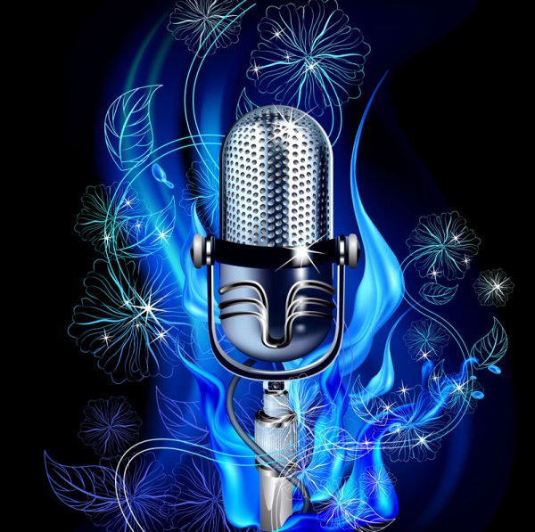 Gorgeous Microphone