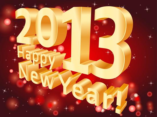 Happy New Year 2013 45