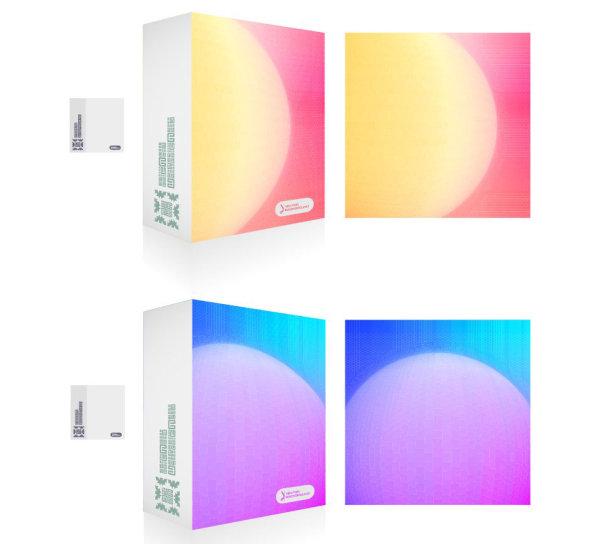 Packaging Box Vector 4