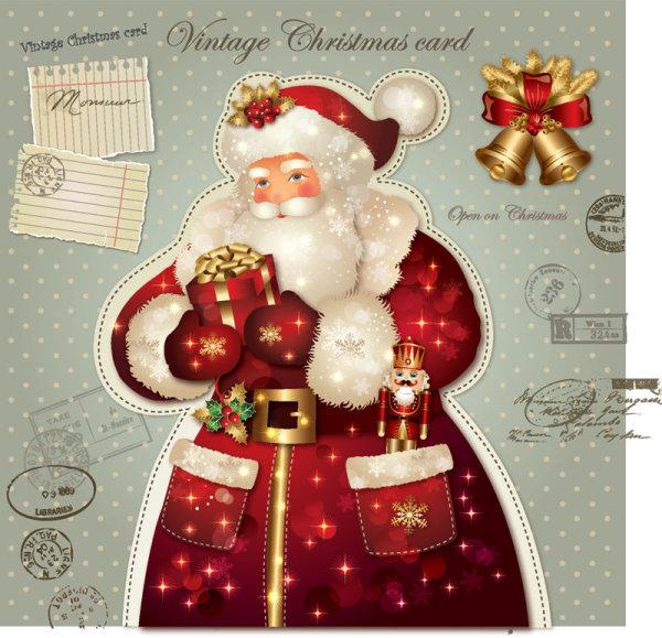 Santa Claus Greeting Cards 10