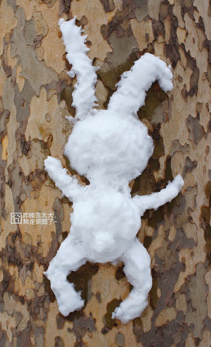 Beautiful Snowman