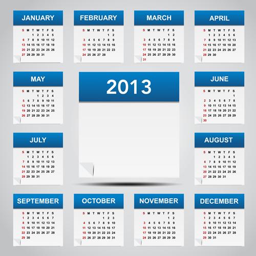 Calendar Grid 2013 131