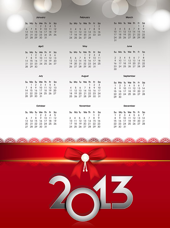 Calendar Grid 2013 148