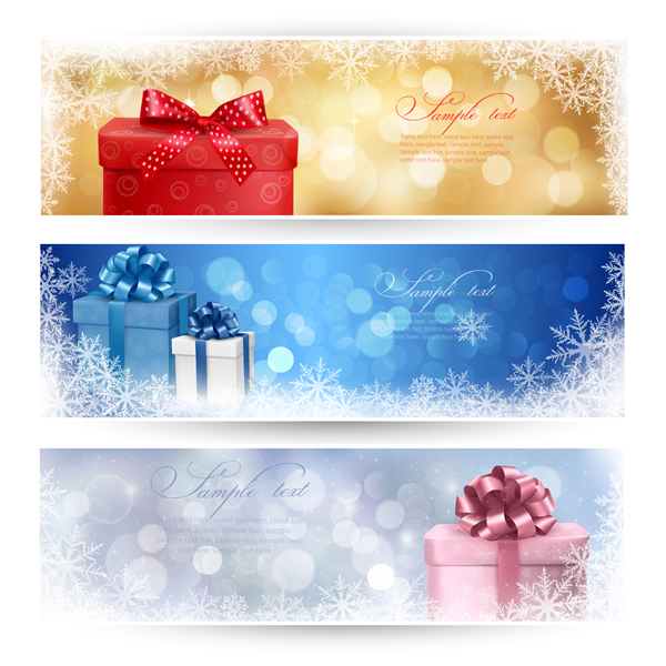 Christmas Banners & Cards 10