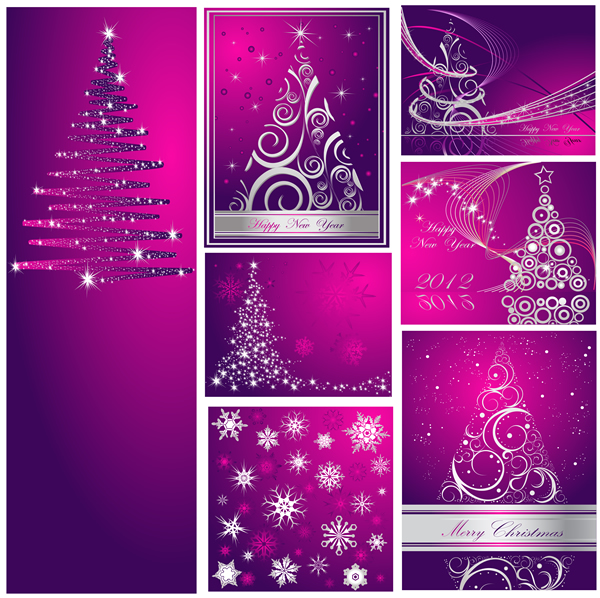 Christmas Banners & Cards 14