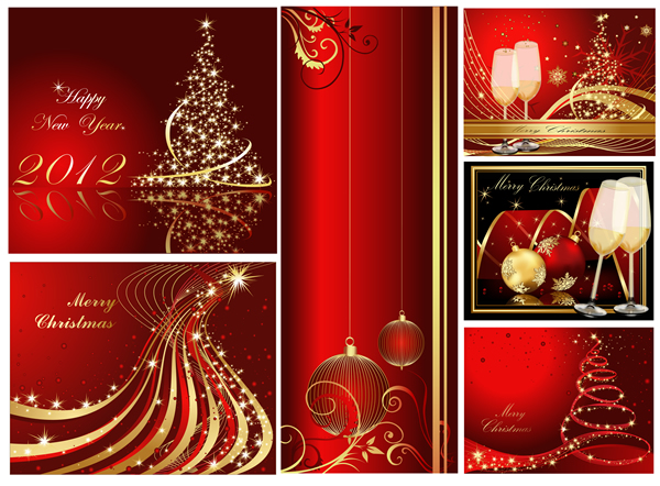 Christmas Banners & Cards 15