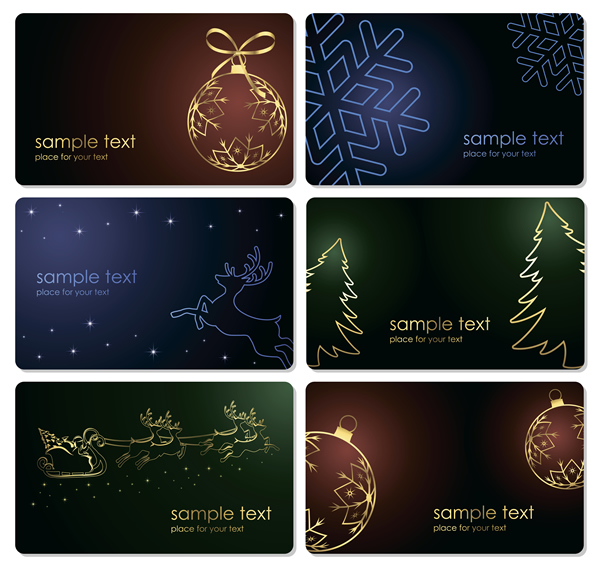 Christmas Banners & Cards 20