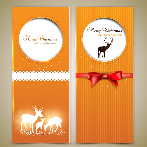 Christmas Banners & Cards 6