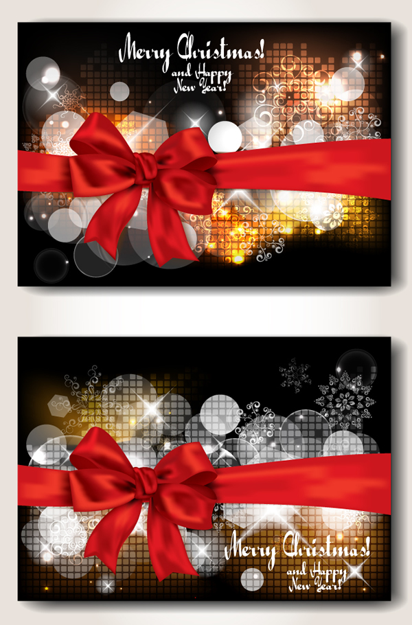 Christmas Banners & Cards 7