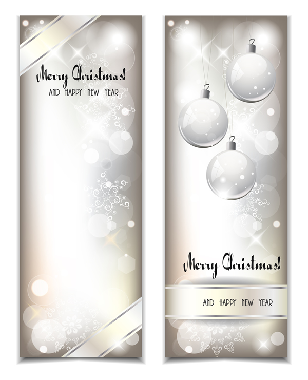 Christmas Banners & Cards 8