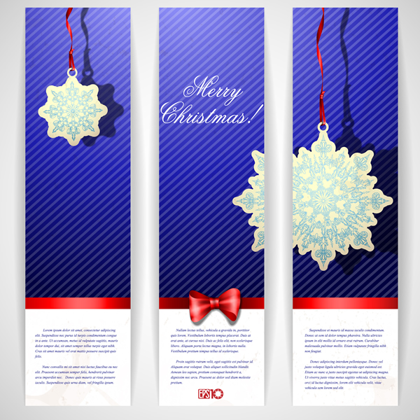 Christmas Banners & Cards