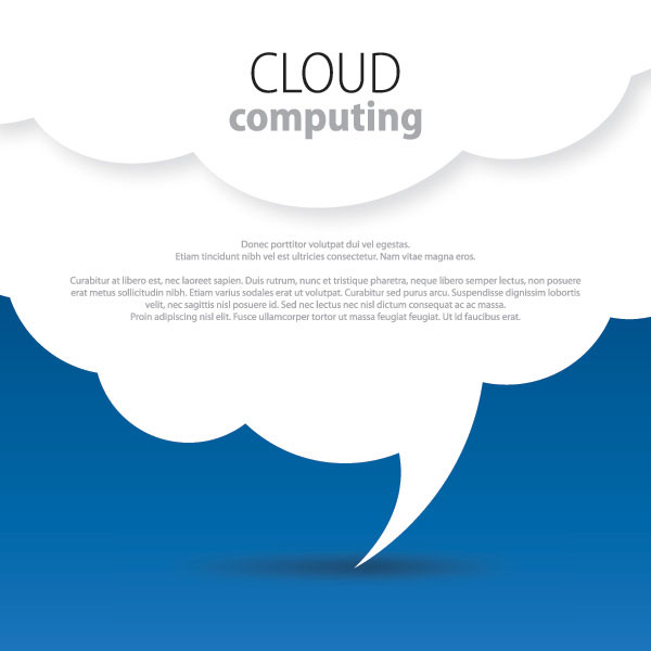 Cloud Background