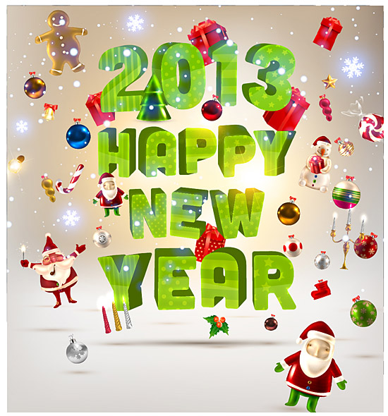 Happy New Year 2013 48