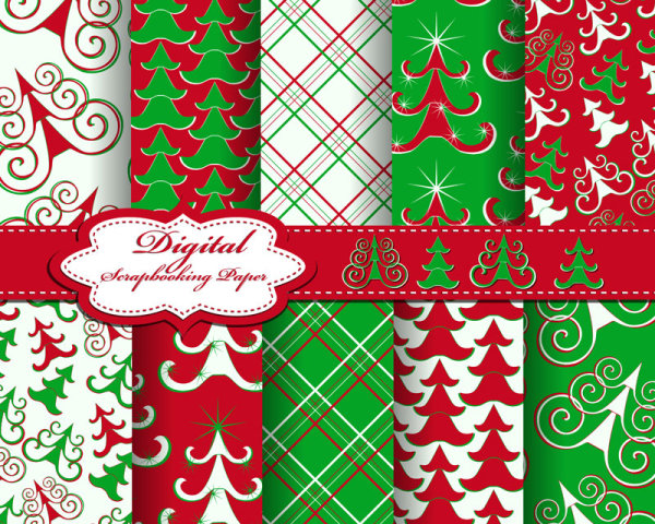 Merry Christams Background 2