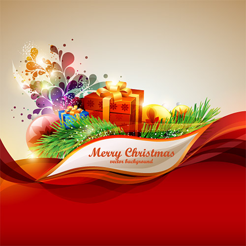 Merry Christams Background 4