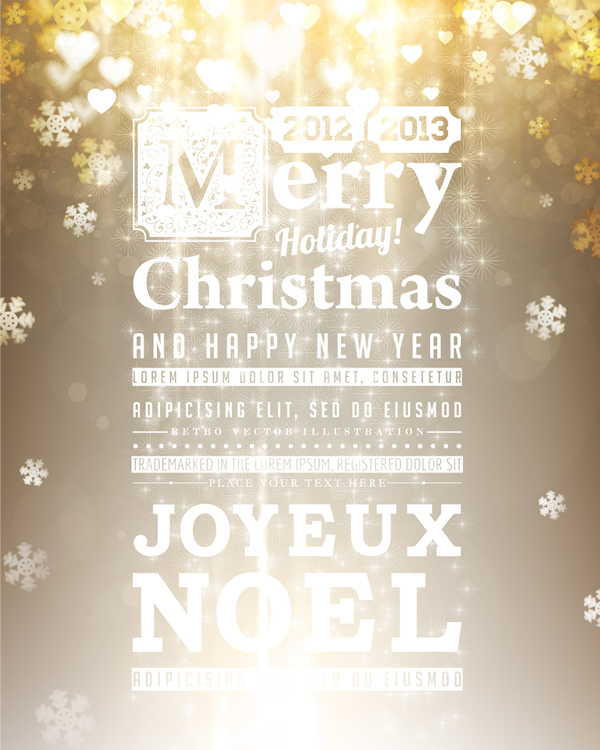 Merry Christmas and Happy New Year 2013 58