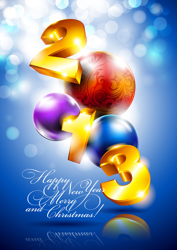 Merry Christmas and Happy New Year 2013 62