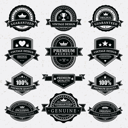Premium Quality Labels 11