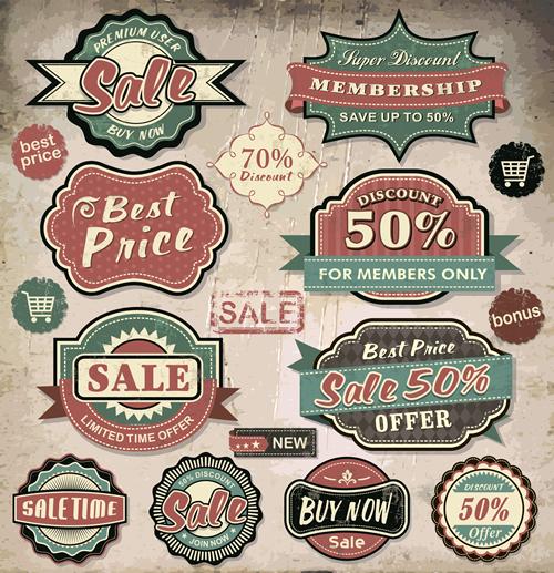 Premium Quality Labels 15