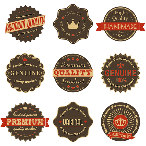 Premium Quality Labels 18
