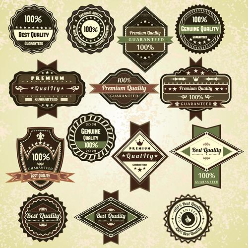 Premium Quality Labels 19