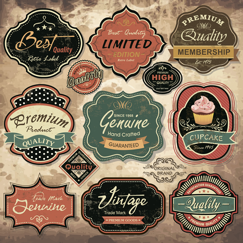 Premium Quality Labels 21