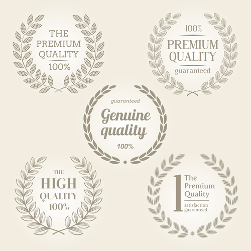 Premium Quality Labels 24